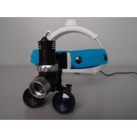 Micare JD2000 Lampe Frontale avec Loupes 2.5 X