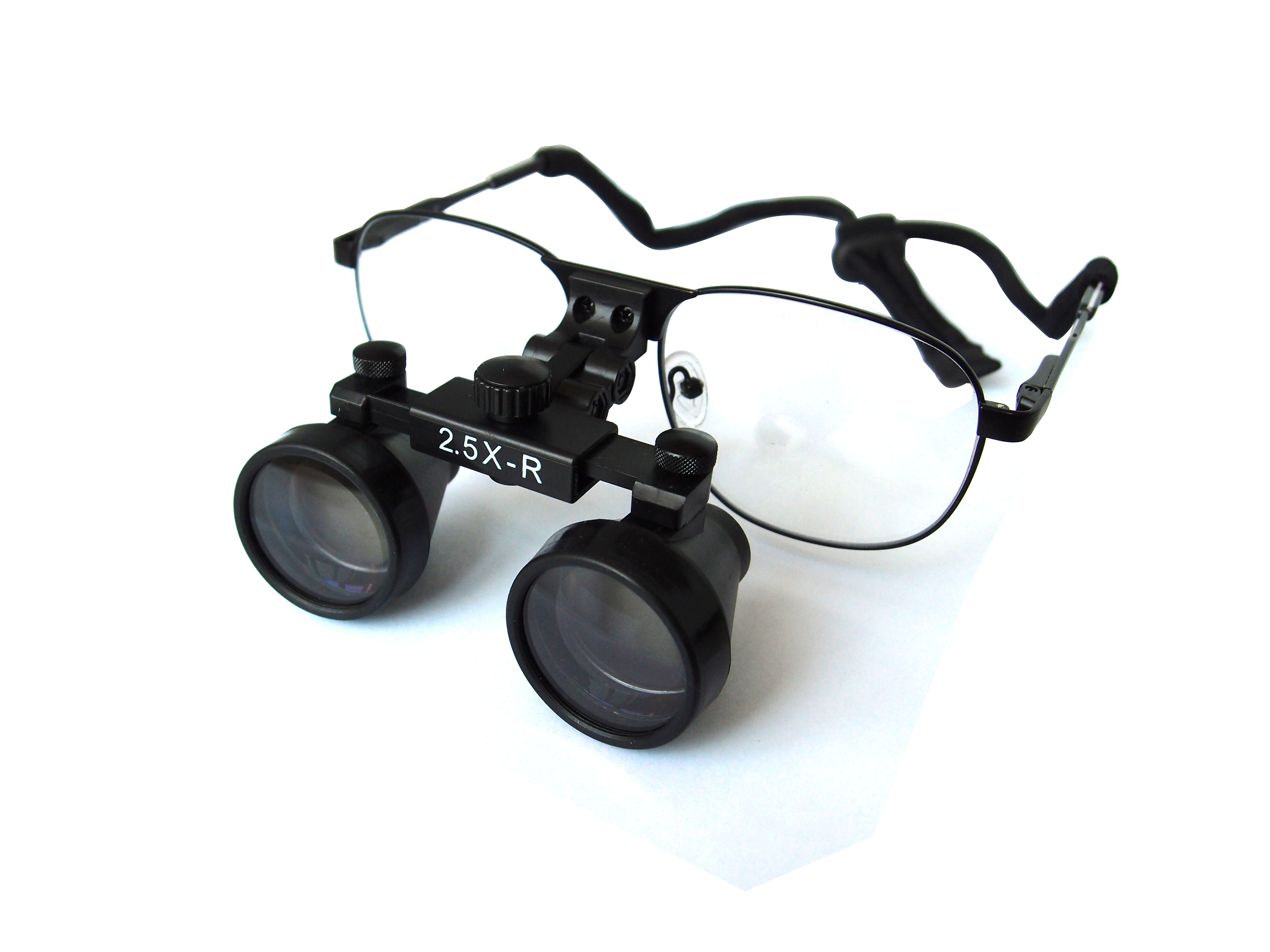 Micare JD2100 Lampe Frontale avec Loupes 2.5 X