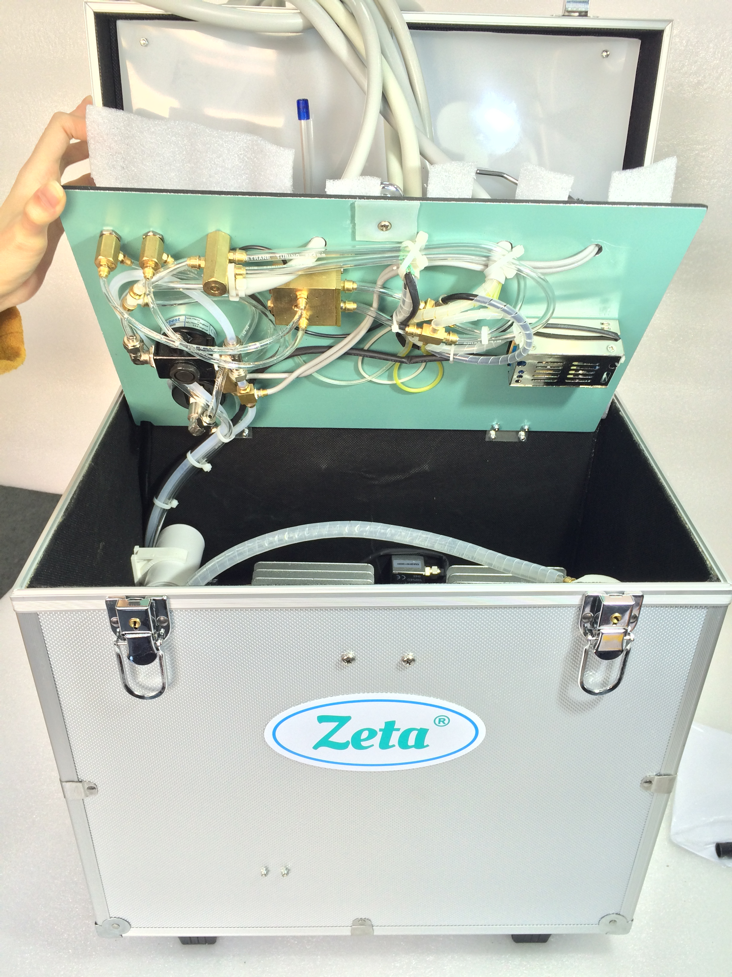 Zeta-402A  unit dentaire portable