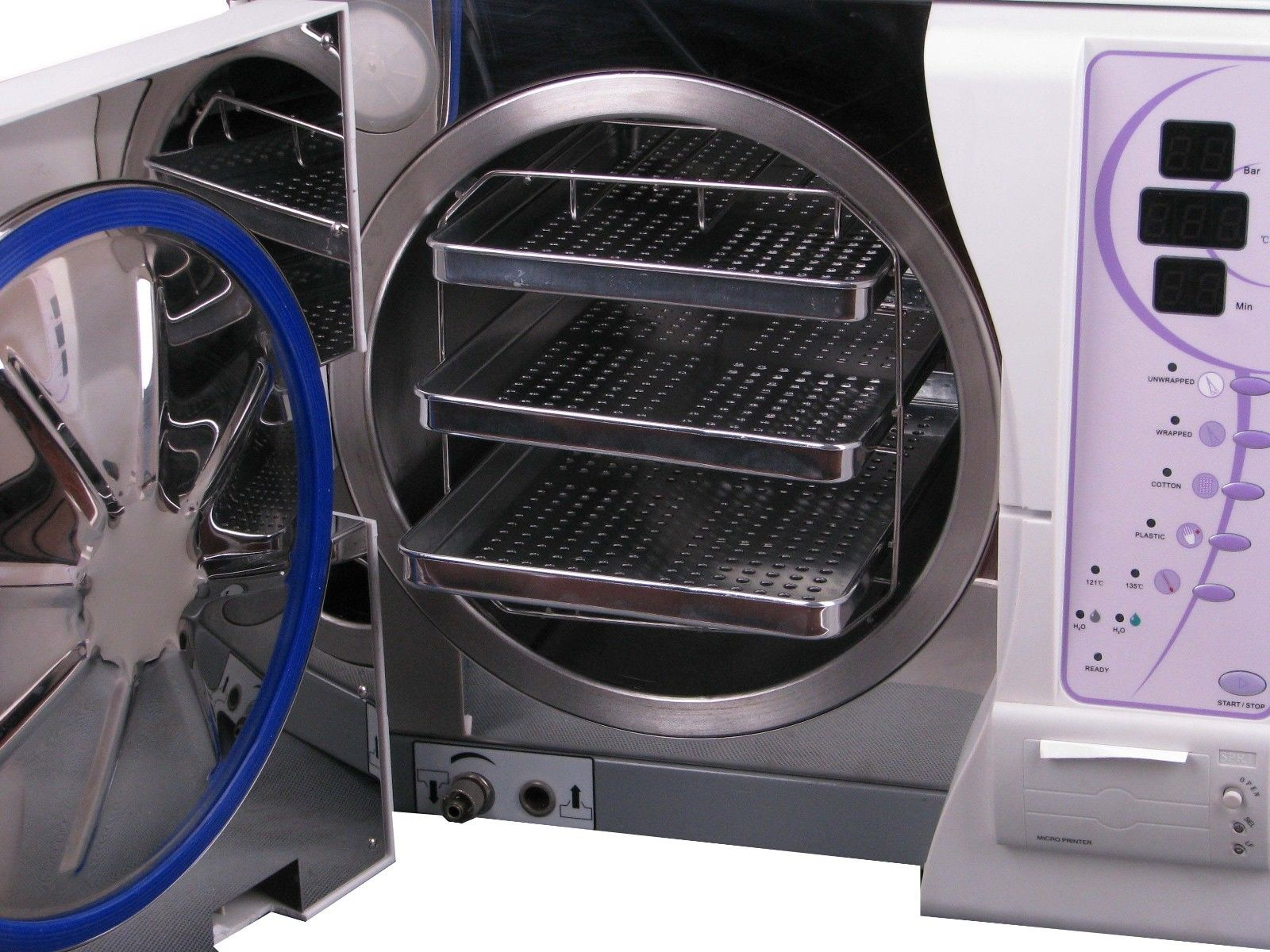 Sun® 18L Autoclave dentaire (Vacuum Steam)